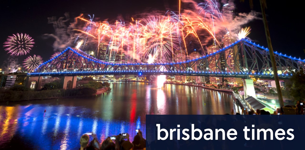 No Brisbane Riverfire as COVID restrictions force change to lasers - Brisbane Times