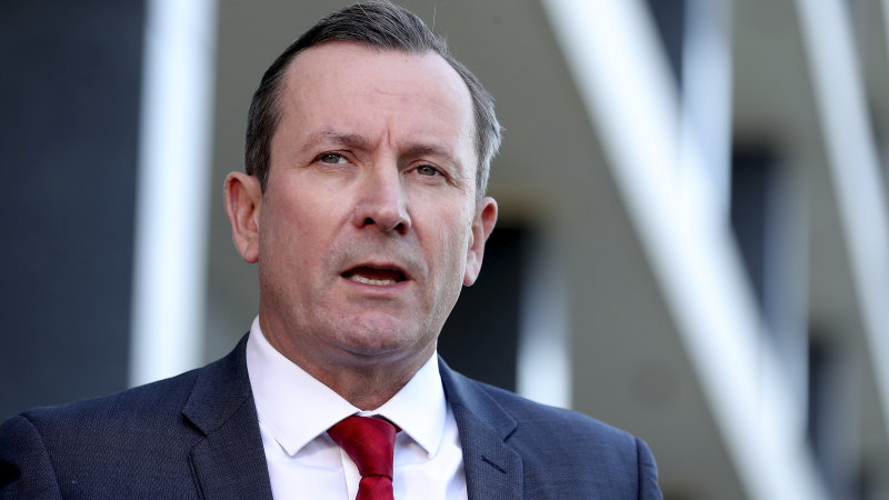 WA Premier to keep interstate border restrictions until the bitter end - Sydney Morning Herald