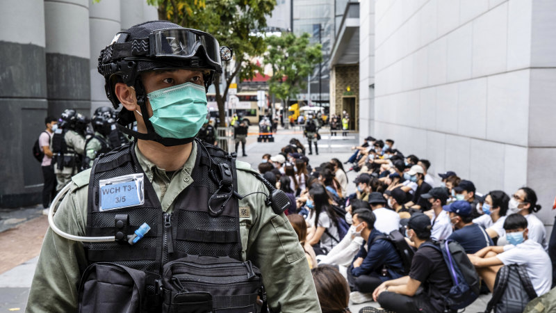 What are China's new laws imposed on Hong Kong? - Sydney Morning Herald