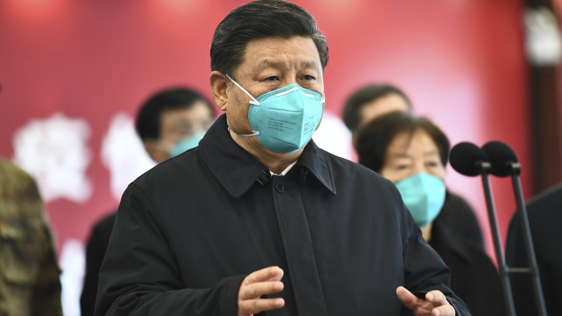 China didn't warn public of likely pandemic for six key days - Sydney Morning Herald