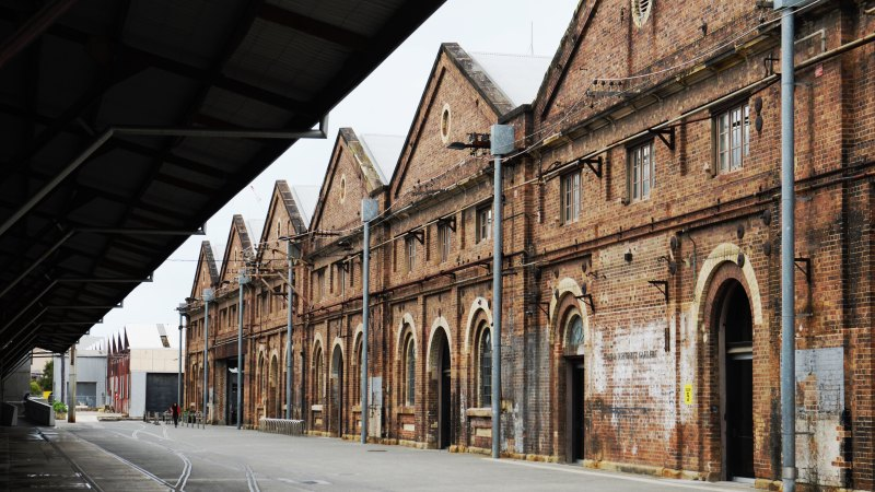 Carriageworks enters voluntary administration - Sydney Morning Herald