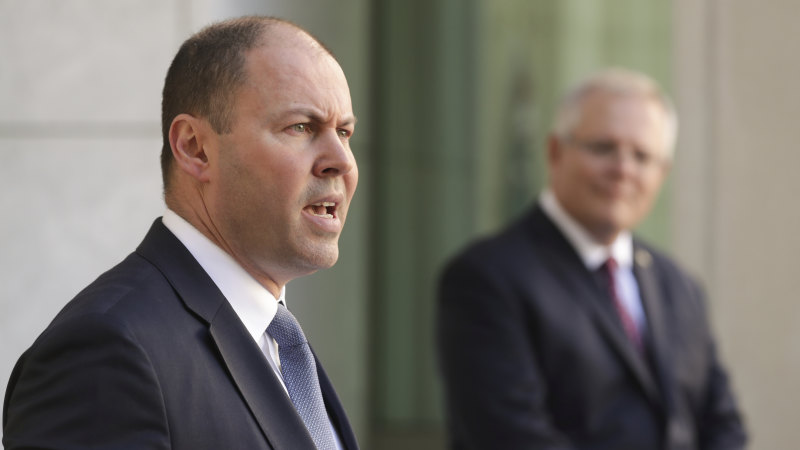 Treasurer closes loopholes, fixes problems with JobKeeper - Sydney Morning Herald