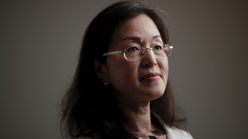Gladys Liu hits out at Beijing over Hong Kong national security laws - Sydney Morning Herald