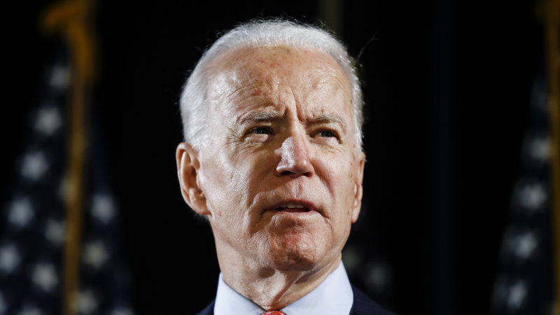Biden apologises for saying voters 'ain't black' if considering Trump - Sydney Morning Herald