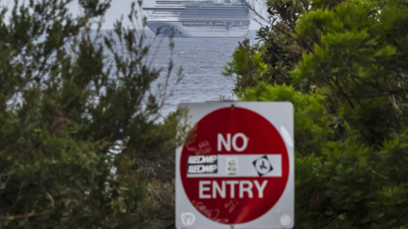 Ruby Princess to remain off Sydney amid police investigation - The Age