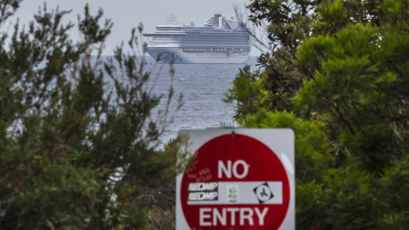 Premier says Ruby Princess staff may have misled NSW Health - Sydney Morning Herald