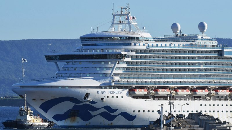 Ruby Princess crew member likely COVID-19 source as passenger deaths rise - Sydney Morning Herald