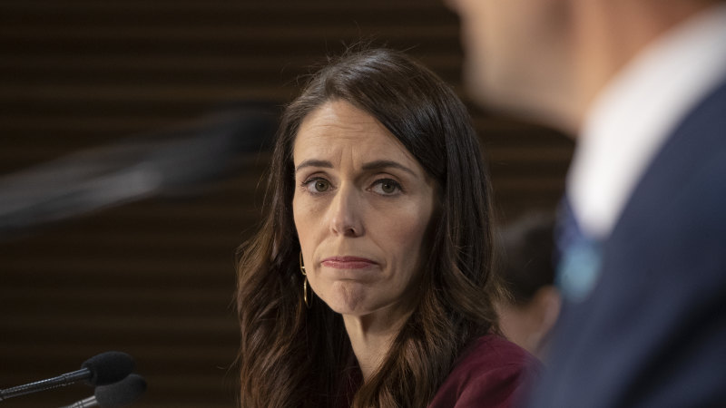 'We have to learn from that': Ardern admits healthcare shortcomings - Sydney Morning Herald