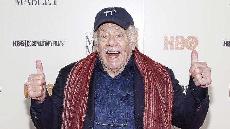 Jerry Stiller, comedian and Seinfeld actor, dies at 92 - Sydney Morning Herald