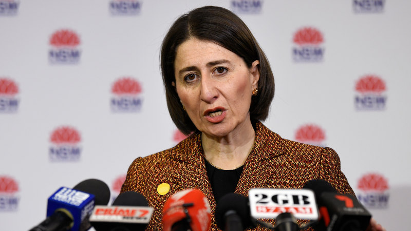 NSW will not race to lift restrictions as national cabinet releases plan - Sydney Morning Herald