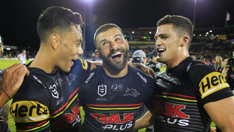 Commission to sign off on NRL return with May 21 start earmarked - Sydney Morning Herald