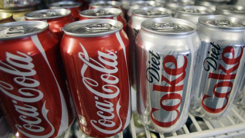 Coca-Cola Amatil sales plunge on widespread COVID-19 lockdowns - Sydney Morning Herald