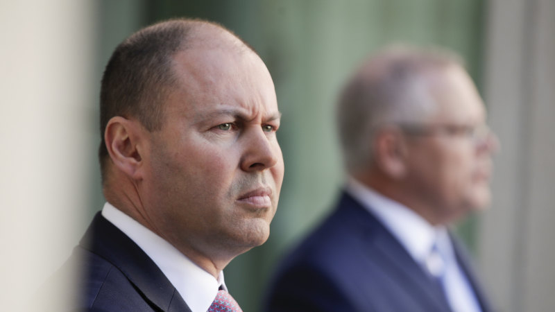 'How about we don't spend it?': Coalition divided over $60 billion JobKeeper windfall - Sydney Morning Herald
