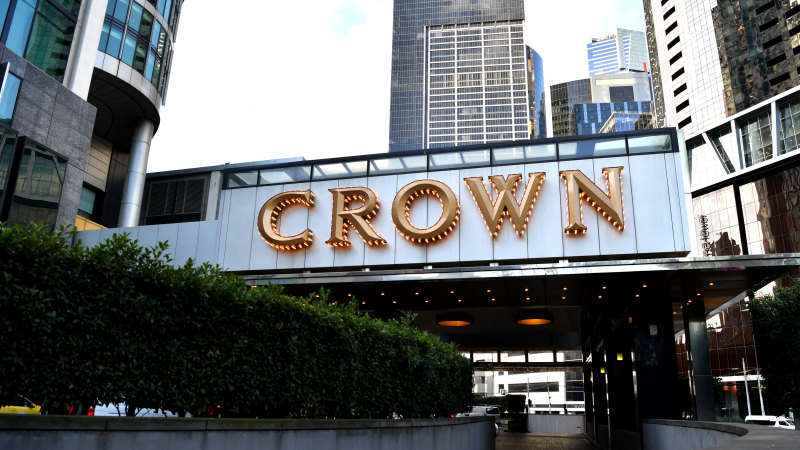 Crown stands down 11,500 staff, secures $1b in debt - Sydney Morning Herald