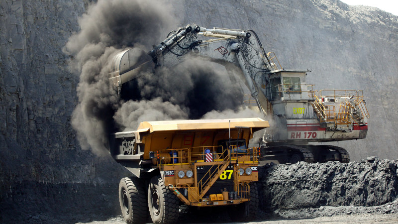 Australian coal, gas and iron ore exports to China surge - Sydney Morning Herald