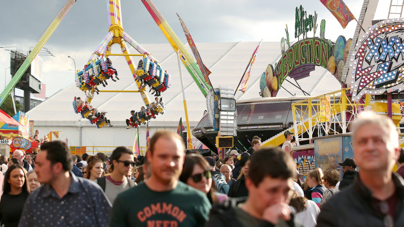 Ekka 2020 cancelled: 'Impossible to continue' in COVID-19 pandemic - Sydney Morning Herald