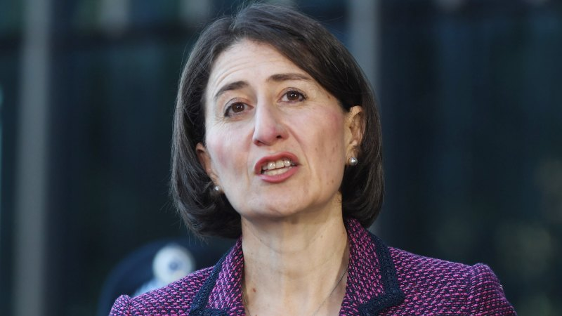 Premier announces same-day text service for negative coronavirus results - Sydney Morning Herald