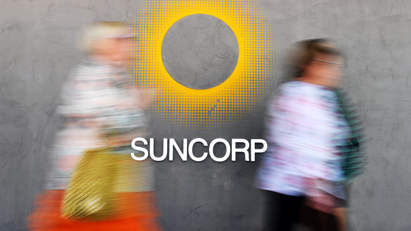 Suncorp warns on pandemic hit, banking CEO departs - Sydney Morning Herald