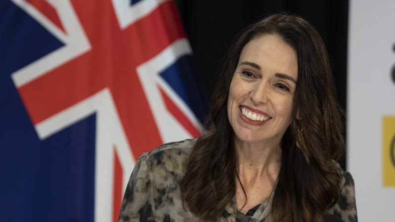 NZ opposition replaces leader to face Ardern in election - Sydney Morning Herald
