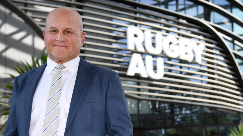 Rugby Australia cost-cutting to begin after auditors sign off books - Sydney Morning Herald
