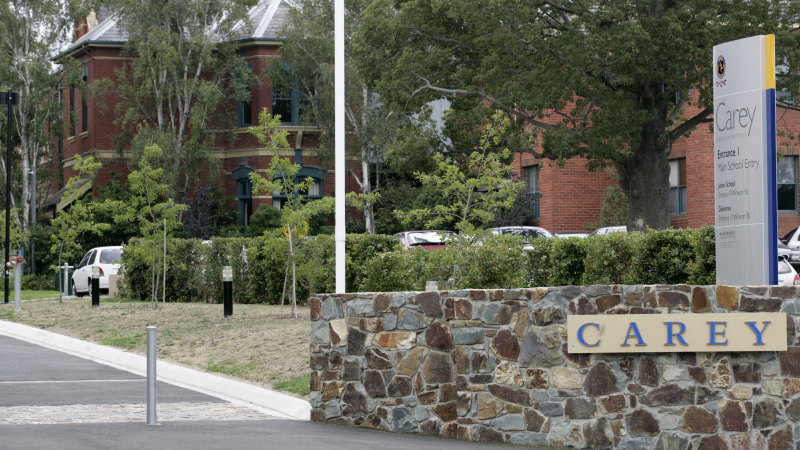 Carey closure extended as student tests positive for coronavirus - Sydney Morning Herald