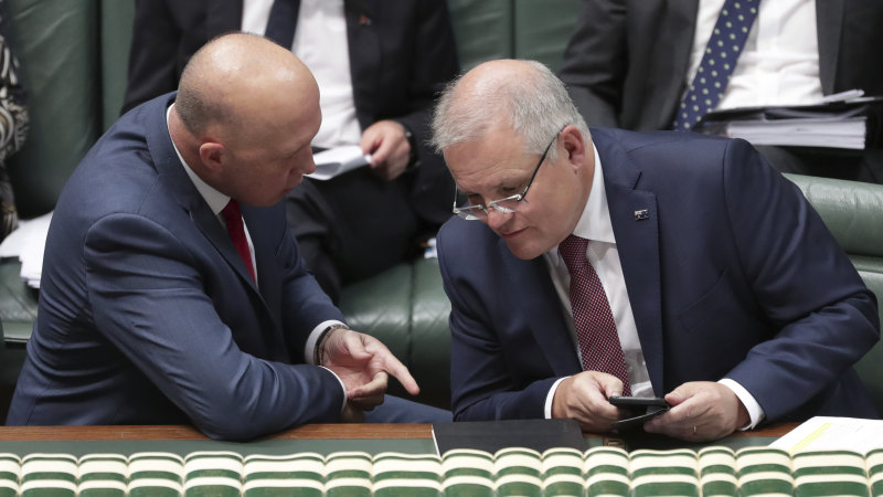 PM won't be tested despite Peter Dutton's coronavirus diagnosis - Sydney Morning Herald