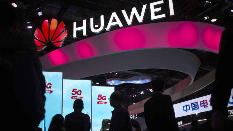 US moves to cut off chip supplies to Huawei as China eyes retaliation - Sydney Morning Herald