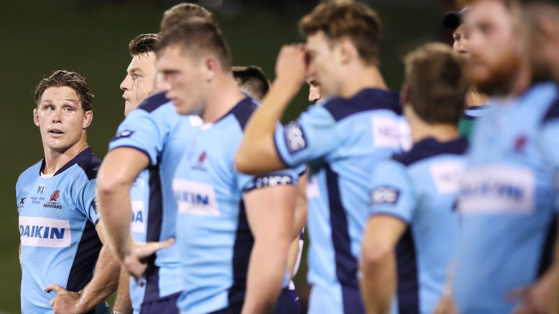 Castle refuses to rule out shuttering another Super Rugby team - Sydney Morning Herald