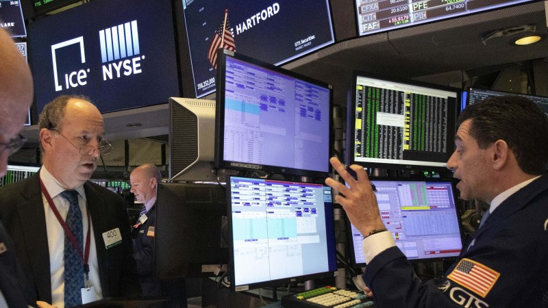 Wall Street tumbles as coronavirus infections keep soaring - Sydney Morning Herald
