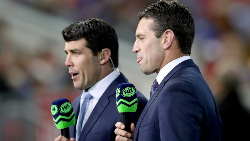 Fox Sports set to follow Nine and pull the pin on NRL payment - Sydney Morning Herald