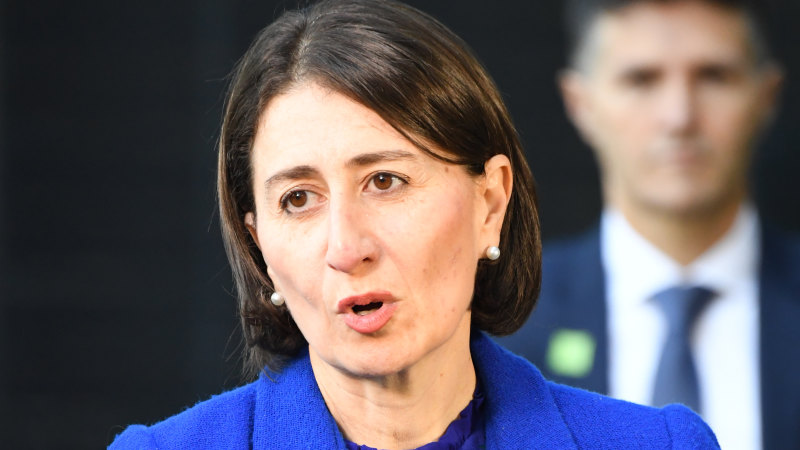 Berejiklian confirms date NSW students will return to school classrooms - Sydney Morning Herald