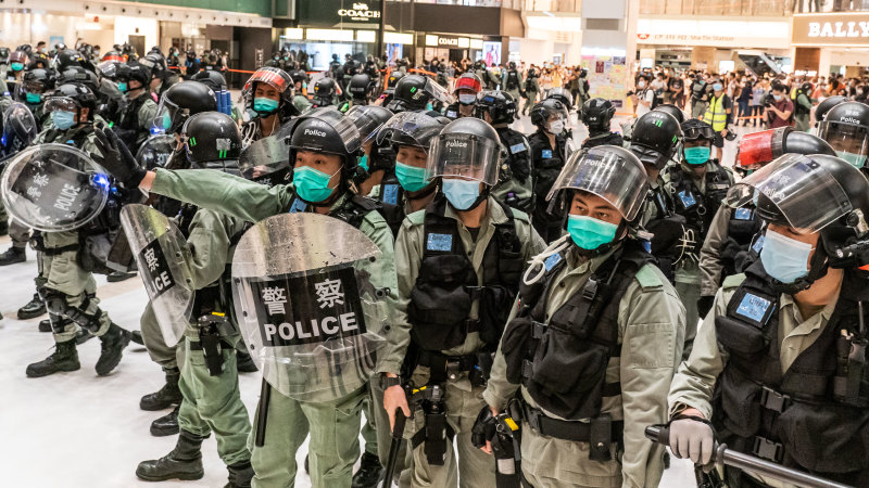 China to impose sweeping national security law in Hong Kong - Sydney Morning Herald