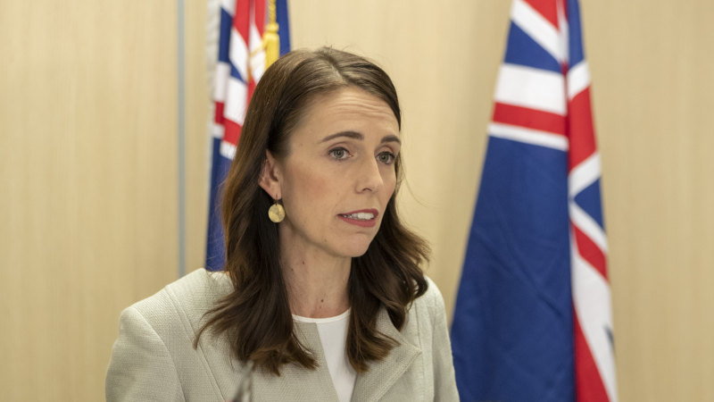 Jacinda Ardern to announce huge stimulus for locked down New Zealand - Sydney Morning Herald