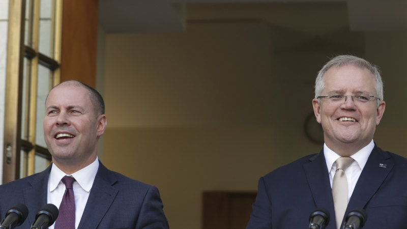'Spend up, save the nation': Frydenberg urges Aussies to drive economy - Sydney Morning Herald