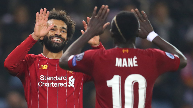 EPL plans presentation if Liverpool win - Sydney Morning Herald