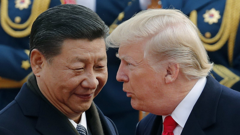 US and China have left a huge gap in world leadership - Sydney Morning Herald