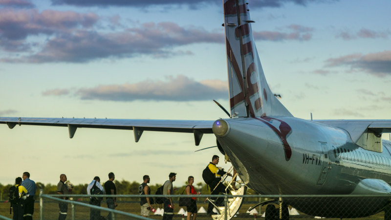 WA resources companies to stop flying NSW workers into the state from Monday - Sydney Morning Herald