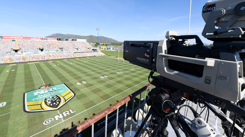 Global company pitches NRL plan to save tens of millions on broadcasts - Sydney Morning Herald