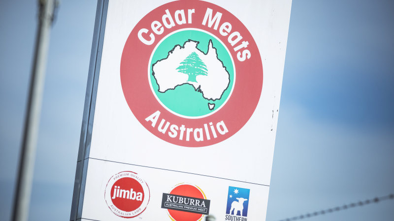 Early warning system could result from Cedar Meats virus cluster - Sydney Morning Herald