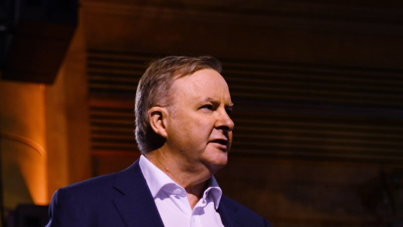 Albanese calls on government to apologise for 'illegal' robodebt scheme - Sydney Morning Herald