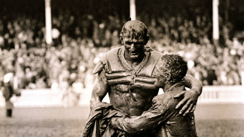 Rugby league mourns passing of 'Gladiator' Summons - Sydney Morning Herald