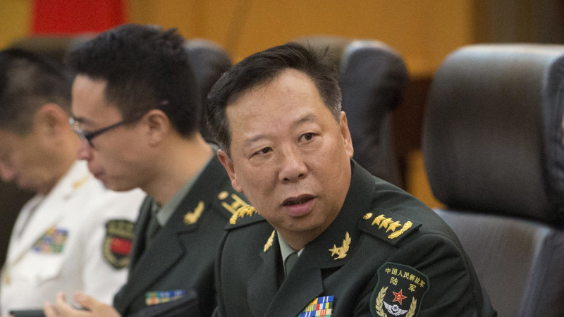 Chinese general threatens attack on Taiwan to stop independence - Sydney Morning Herald