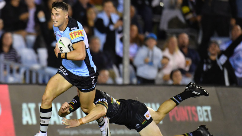 'I would have backed him': Xerri was ready to be fastest in NRL, says stunned coach - Sydney Morning Herald