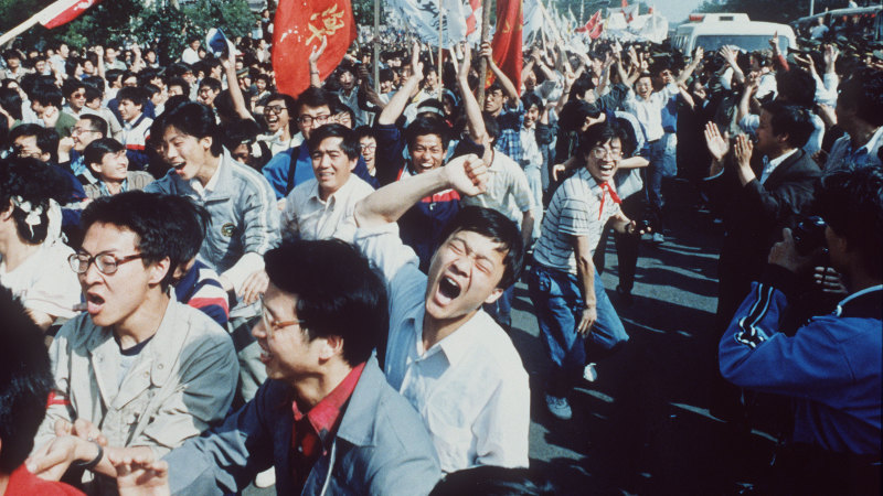 'A symbol of everything': Tiananmen vigils also for HK future - Sydney Morning Herald