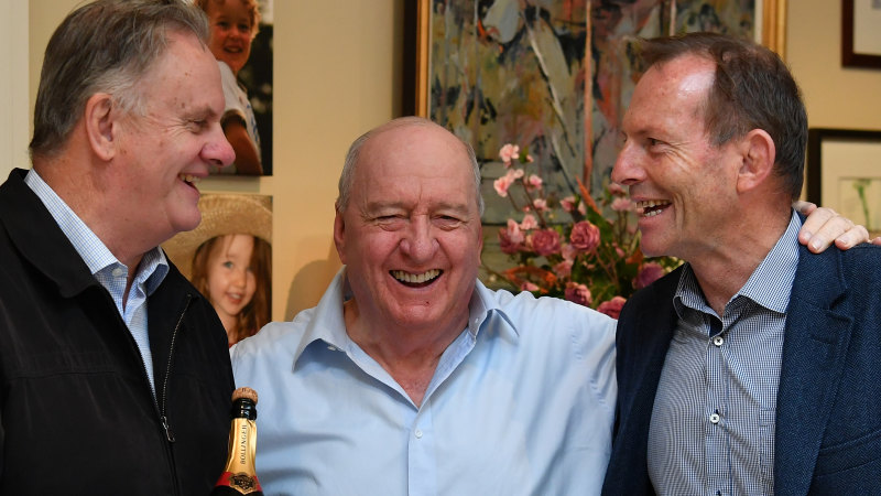 'Greatest PM Australia never had': Alan Jones' fans say 'bye in final show - Sydney Morning Herald