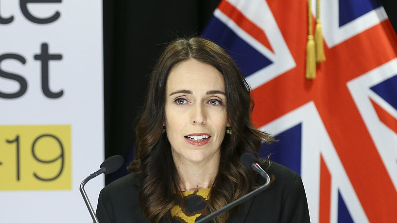 Ardern declares national emergency to tackle coronavirus - Sydney Morning Herald