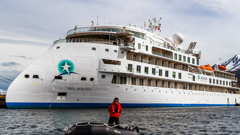 Repatriation a success, but Antarctic cruise was another major mistake - Sydney Morning Herald