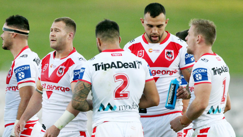 Morrison warns NRL safety comes first, Barilaro to act as 'conduit' - Sydney Morning Herald