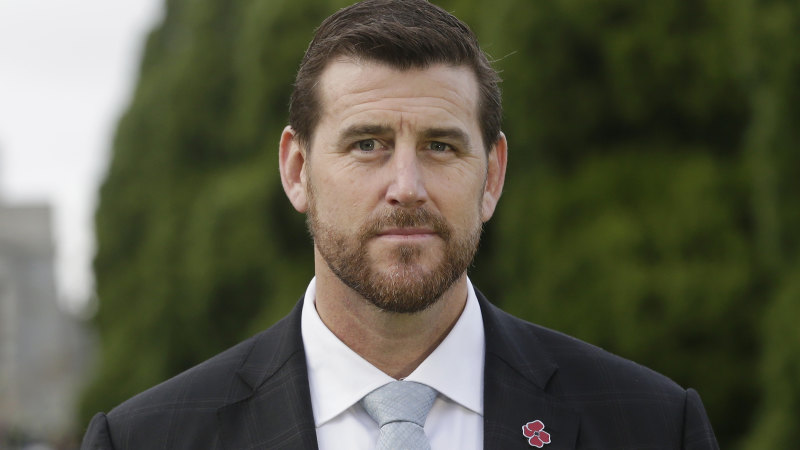 Ben Roberts-Smith fights for right to tell his story in open court - Sydney Morning Herald