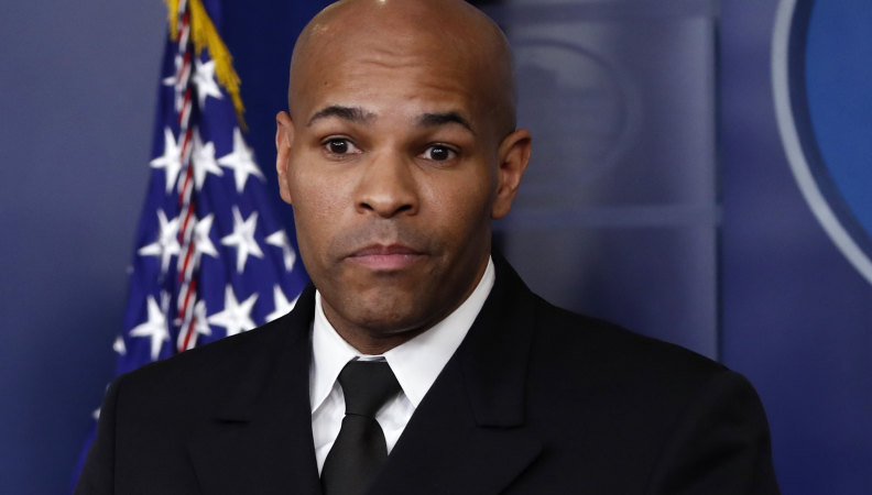 'This is going to be our Pearl Harbour, our 9/11': US Surgeon General - Sydney Morning Herald